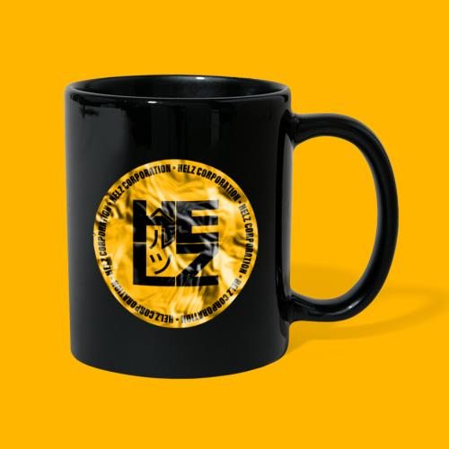 HELZ (Sticker Orange) - Mug uni