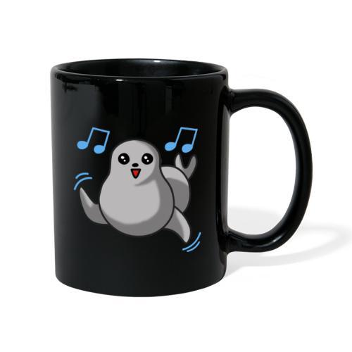 Dancing Seal - Tasse einfarbig