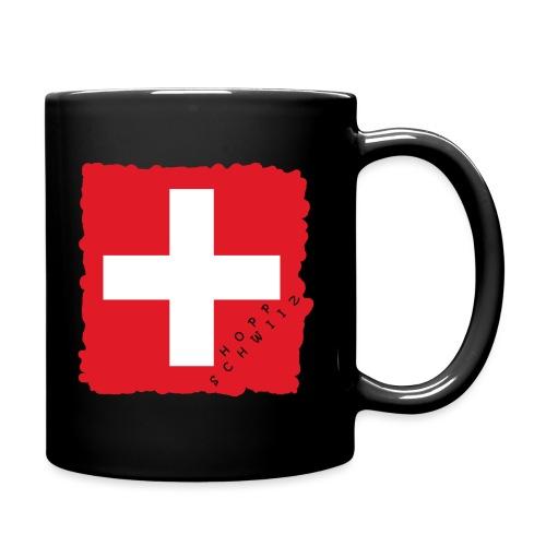 Schweiz 21.1 - Tasse einfarbig