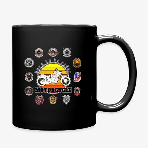 Born to be Rider - Motorcycle - Collection - Tazza monocolore