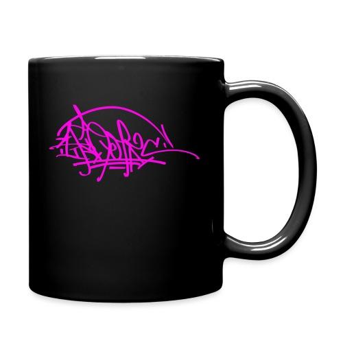 prc ikon rose tag - Mug uni