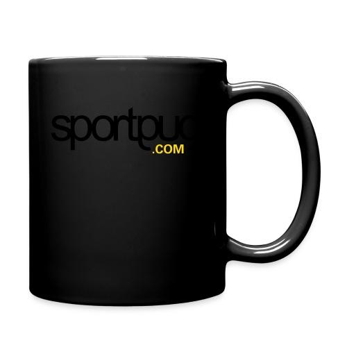 SportPug.com - Yksivärinen muki