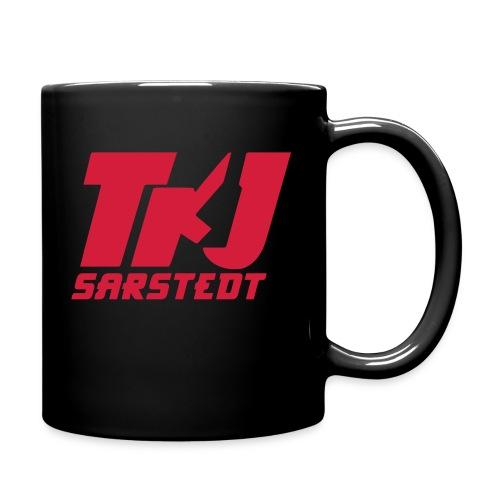 TKJ_logo_2 - Tasse einfarbig