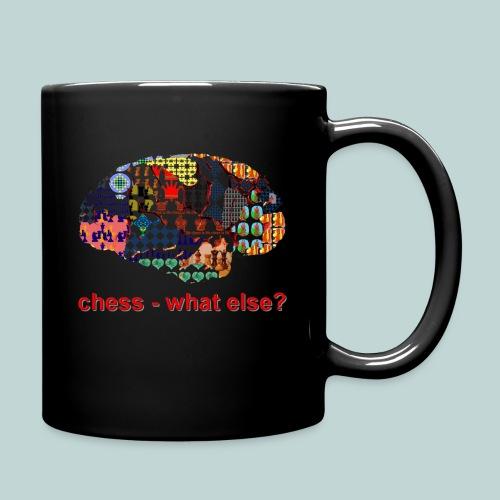 chess_what_else - Tasse einfarbig