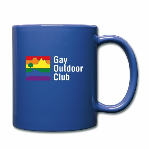GOC Logo White Text - Full Colour Mug
