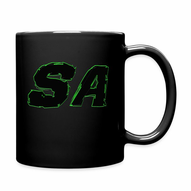 "Svart ""SA"" Logo"