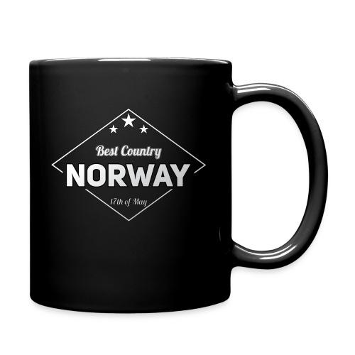 NORWAY - Full Colour Mug