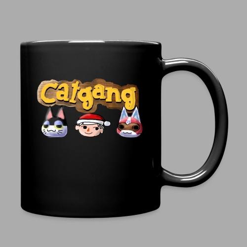 Animal Crossing CatGang - Tasse einfarbig
