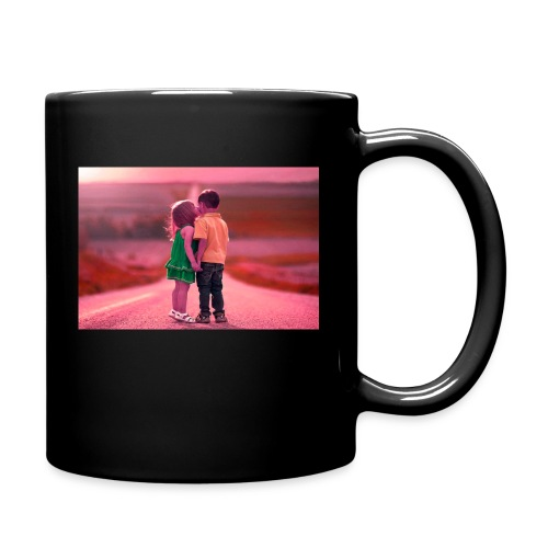 Full HD with hd love - Full Colour Mug