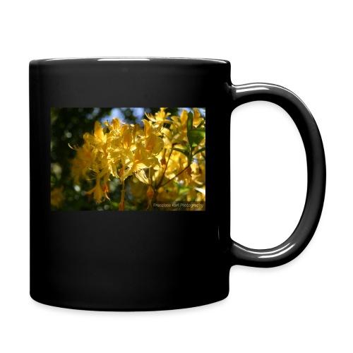 Yellow Lilles - Full Colour Mug