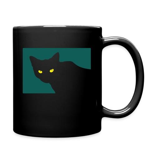Spy Cat - Full Colour Mug