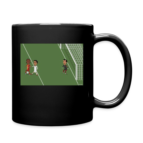 Backheel goal BG - Full Colour Mug