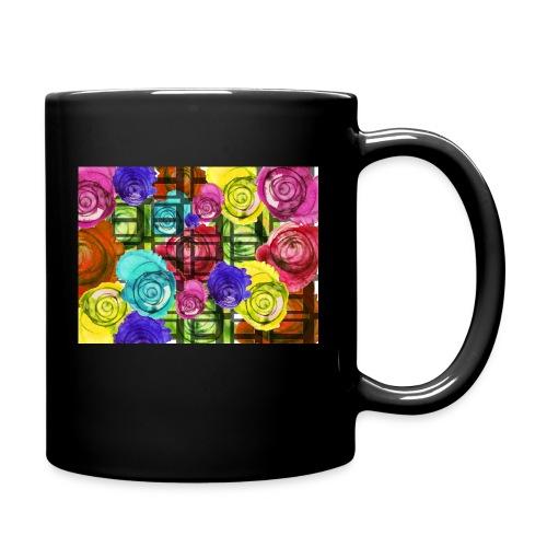 Pop Art - Tasse einfarbig