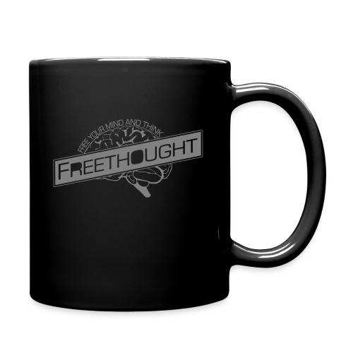 Freethought - Full Colour Mug