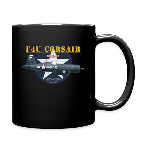 F4U Jeter VBF-83 - Full Colour Mug