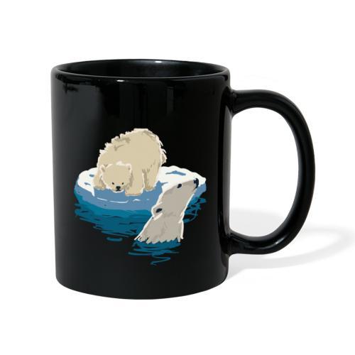 Polar bears - Full Colour Mug