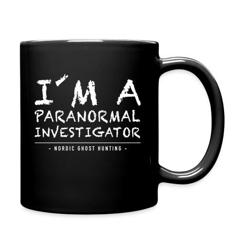 I´m a paranormal investigator - Enfärgad mugg