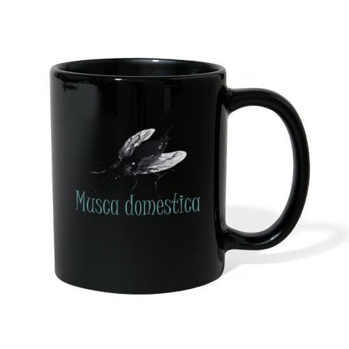 Musca domestica, eine Homage... - Tasse einfarbig