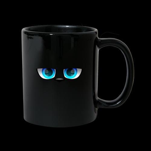 Hundeblick - Tasse einfarbig