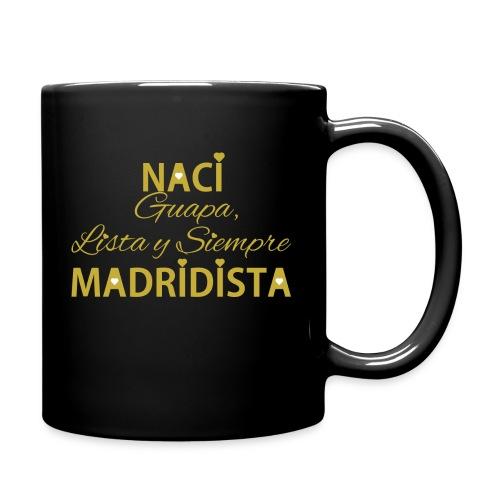 Guapa lista y siempre Madridista - Tazza monocolore