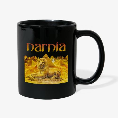 Narnia - Desert Land - Full Colour Mug