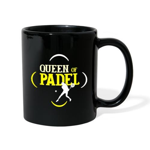 Drottningen av Padel - Enfärgad mugg