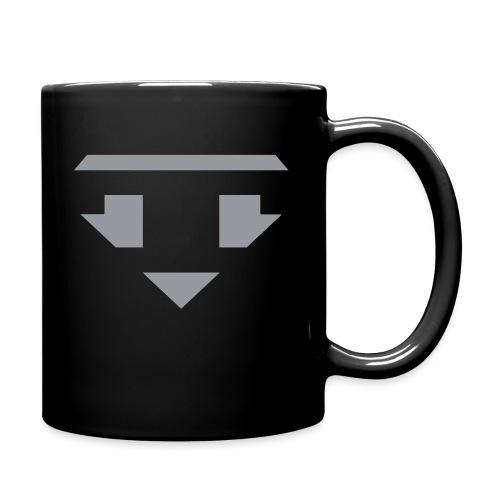 Twanneman logo Reverse - Mok uni