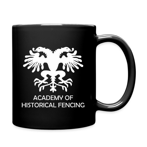 AHF logo and text - Full Colour Mug