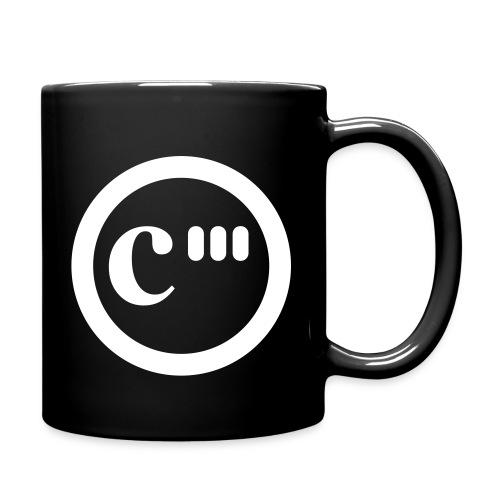 Logo Kreis - Tasse einfarbig
