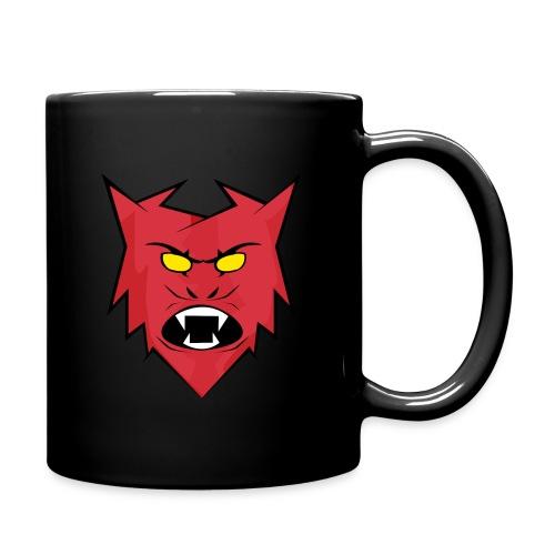 transparent red png - Full Colour Mug