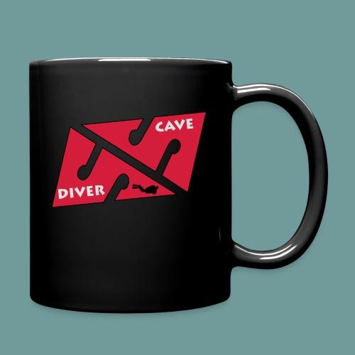 cave_diver_01 - Mug uni