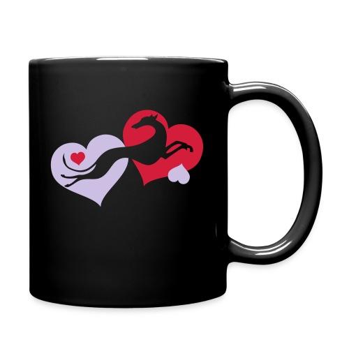 Lévrier Valentin - Mug uni
