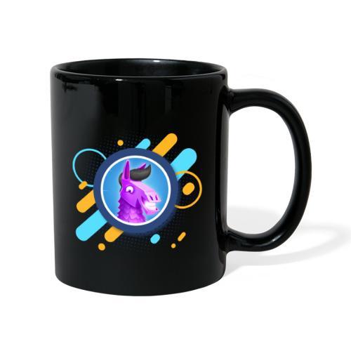 Suntted Logo Effect - Mug uni
