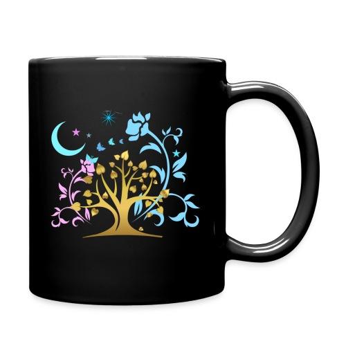Mystic Tree - Tasse einfarbig