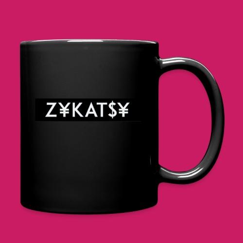ZYKATSY - Enfärgad mugg