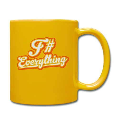 F# Everything - Full Colour Mug