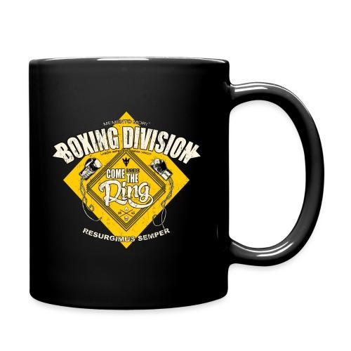 BOXING DIVISION - Mug uni