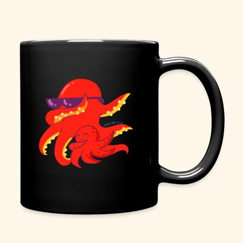 Dabbing Kraken Dab Dance and baby - Taza de un color