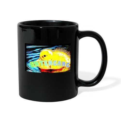 EntenGang design - Tasse einfarbig