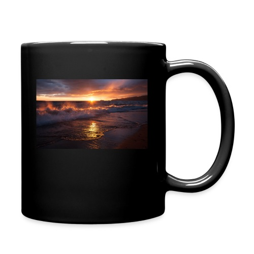 Magic sunset - Taza de un color