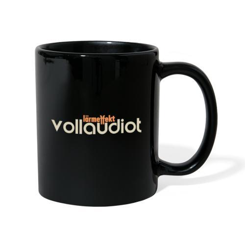 Vollaudiot LOGO - Tasse einfarbig