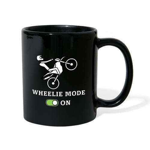 wheelie - Tazza monocolore