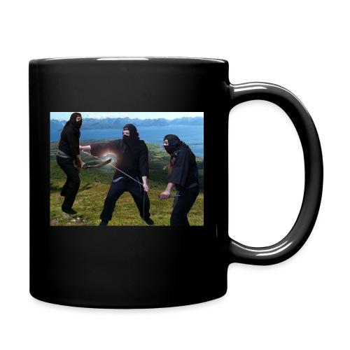 Chasvag ninja - Ensfarget kopp