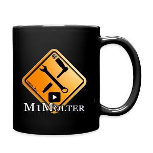 M1Molter logo - Tasse einfarbig