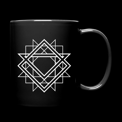 BatAAr SYMBOL WHITE - Full Colour Mug