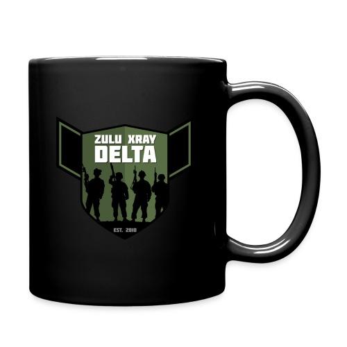Zulu X-Ray Delta Logo - Full Colour Mug