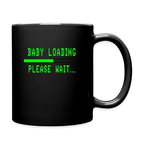 Baby Loading - Yksivärinen muki