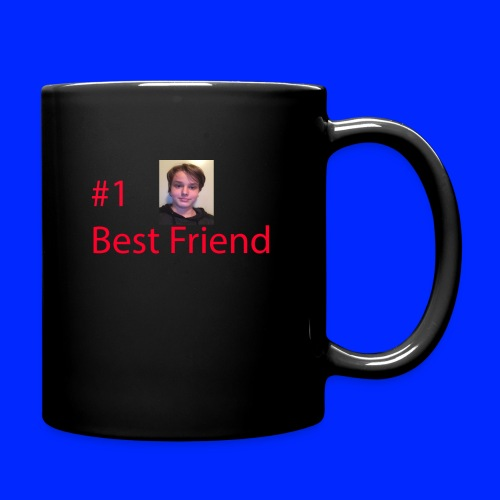 #1 Best Friend - Enfärgad mugg