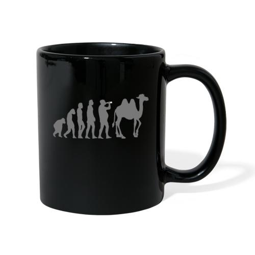 evolution_chameau2 - Mug uni
