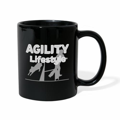 Agility Dogagility Hundesport Hundetraining - Tasse einfarbig